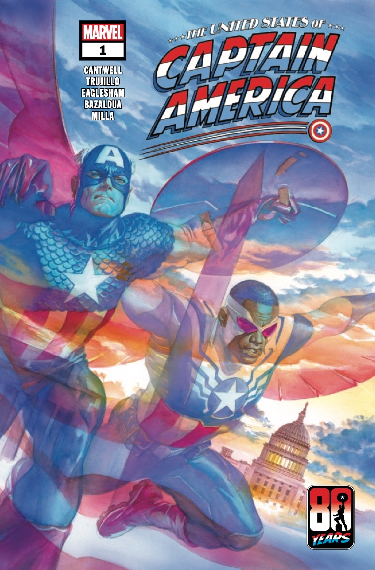 Marvel Preview: The United States of Captain America #1