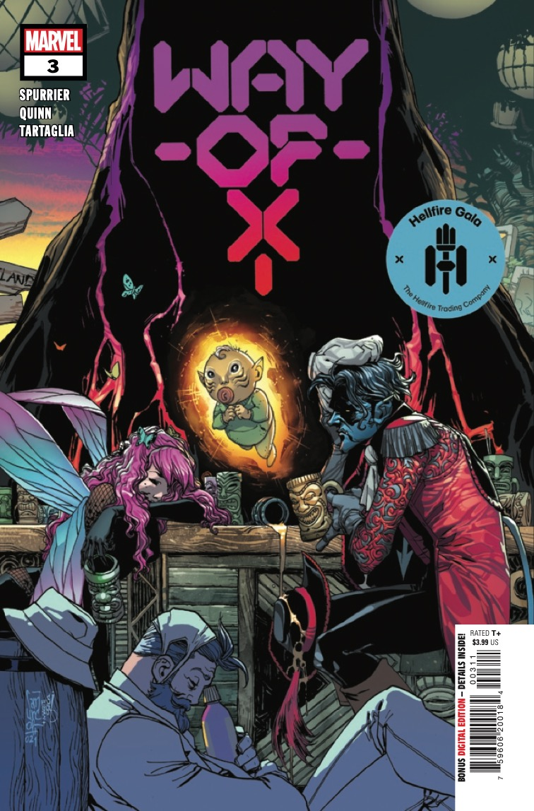Marvel Preview: Way Of X #3