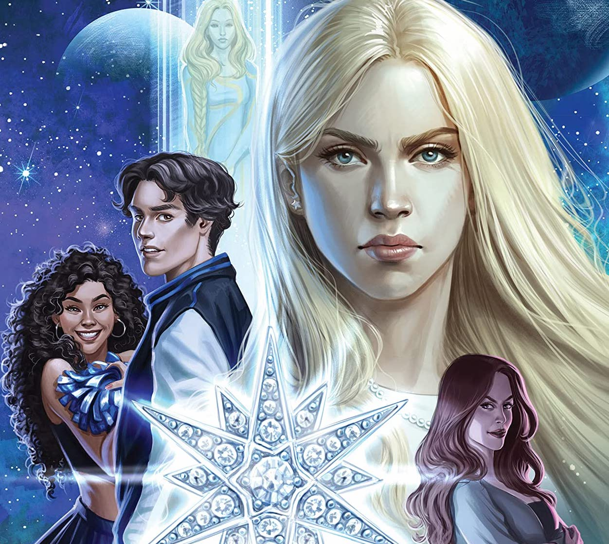 'Star Runner Chronicles Vol. 1: Fallen Star' is Buffy by way of Superman