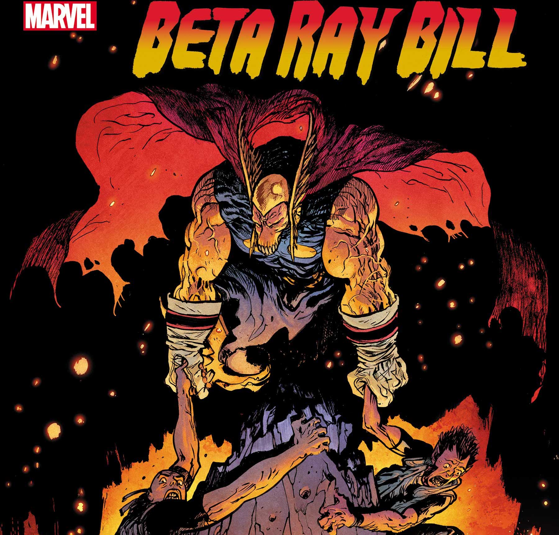 'Beta Ray Bill' #4 is an emotional sci-fi story