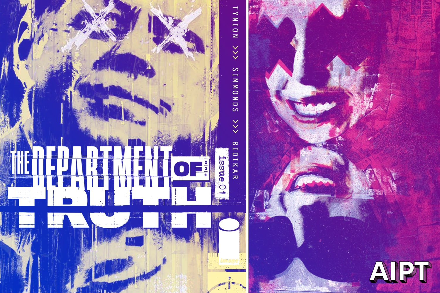 'The Department of Truth' #1 sells out and gets sixth printing
