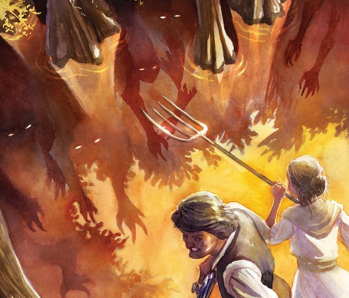 Heavy Metal announces horror one-shot 'Intrusion' for September 22nd