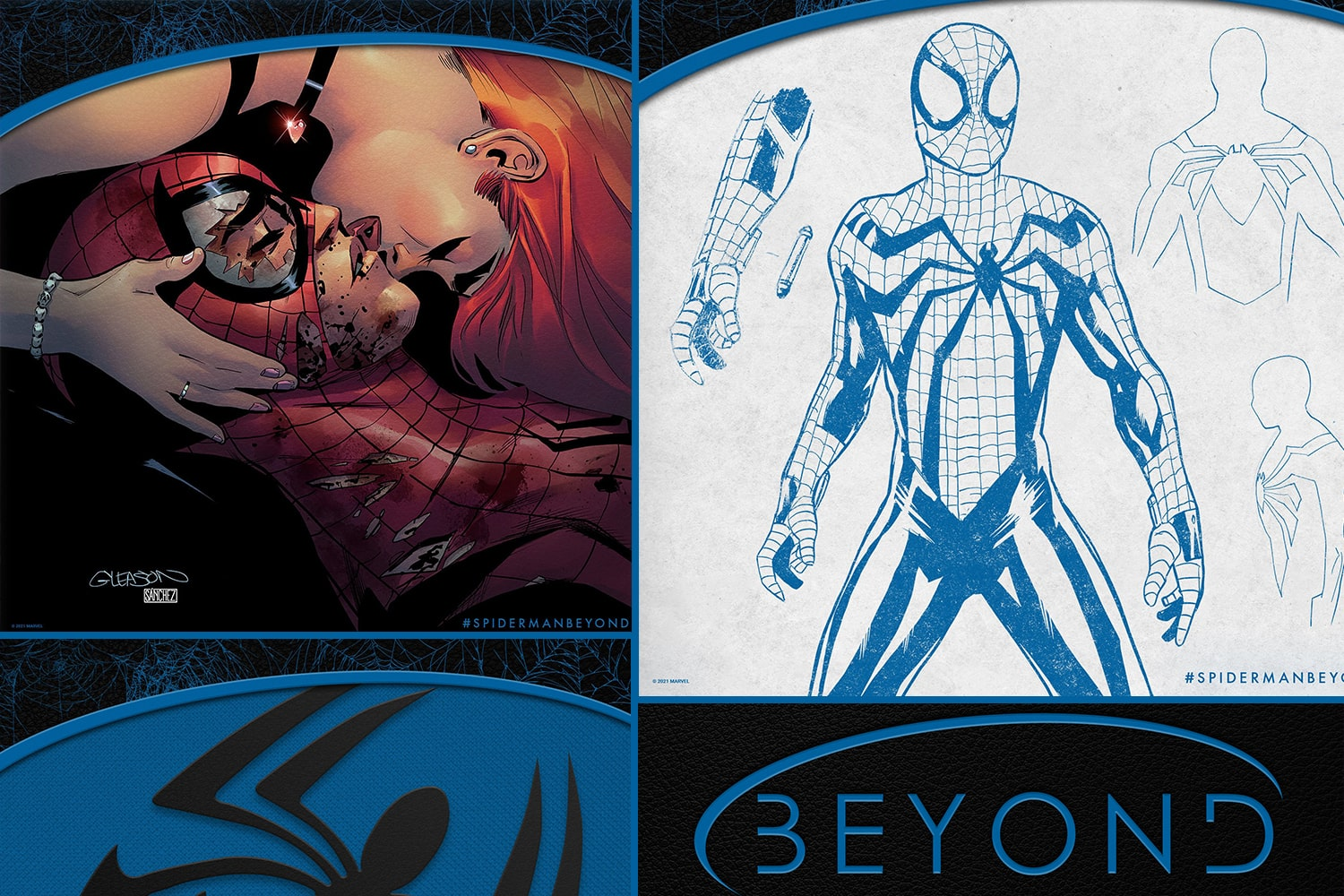Marvel's 'Spider-Man: Beyond' teasers hint at Spidey's future?