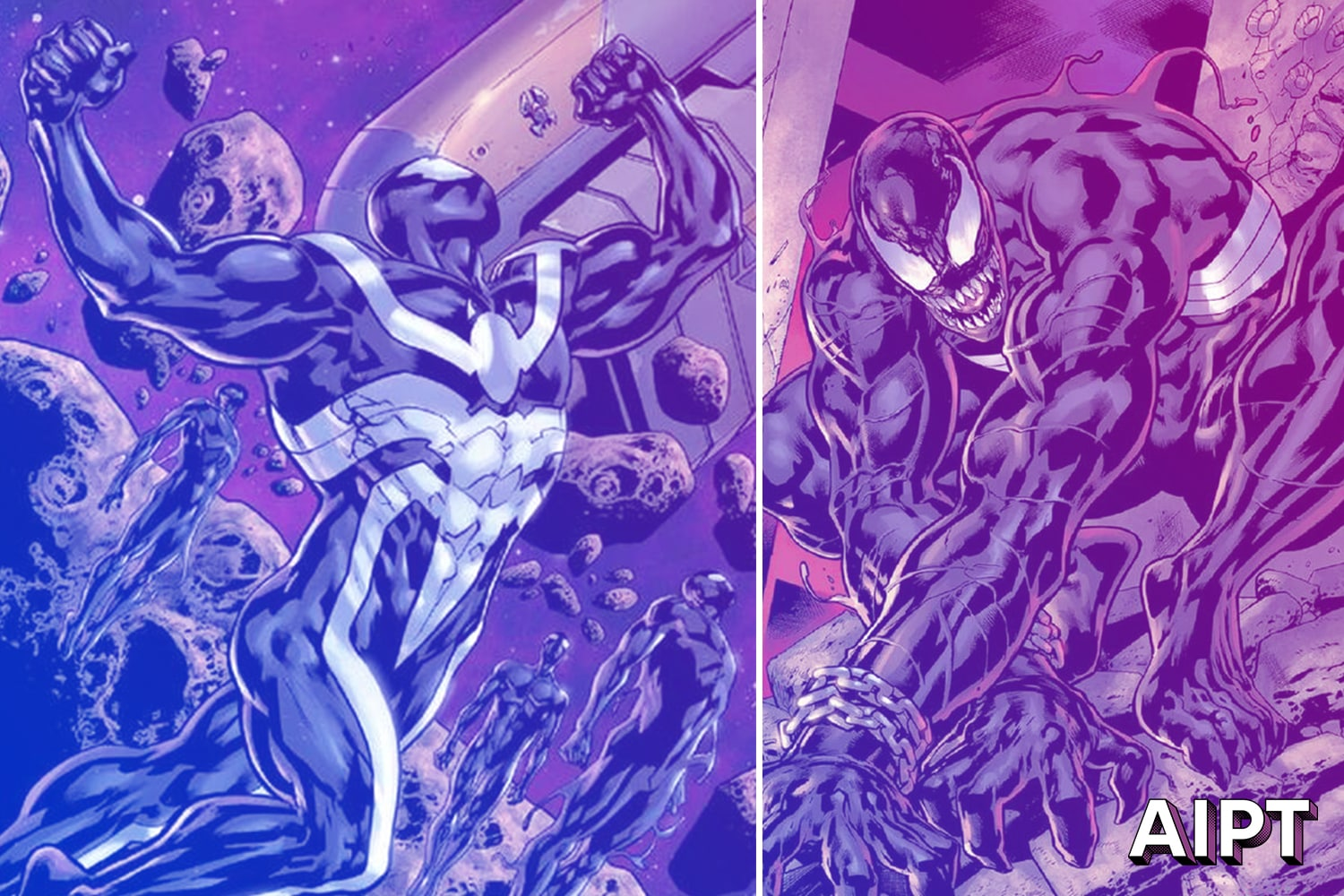 Marvel Comics reveals Al Ewing, Ram V, and Bryan Hitch taking over 'Venom' ongoing