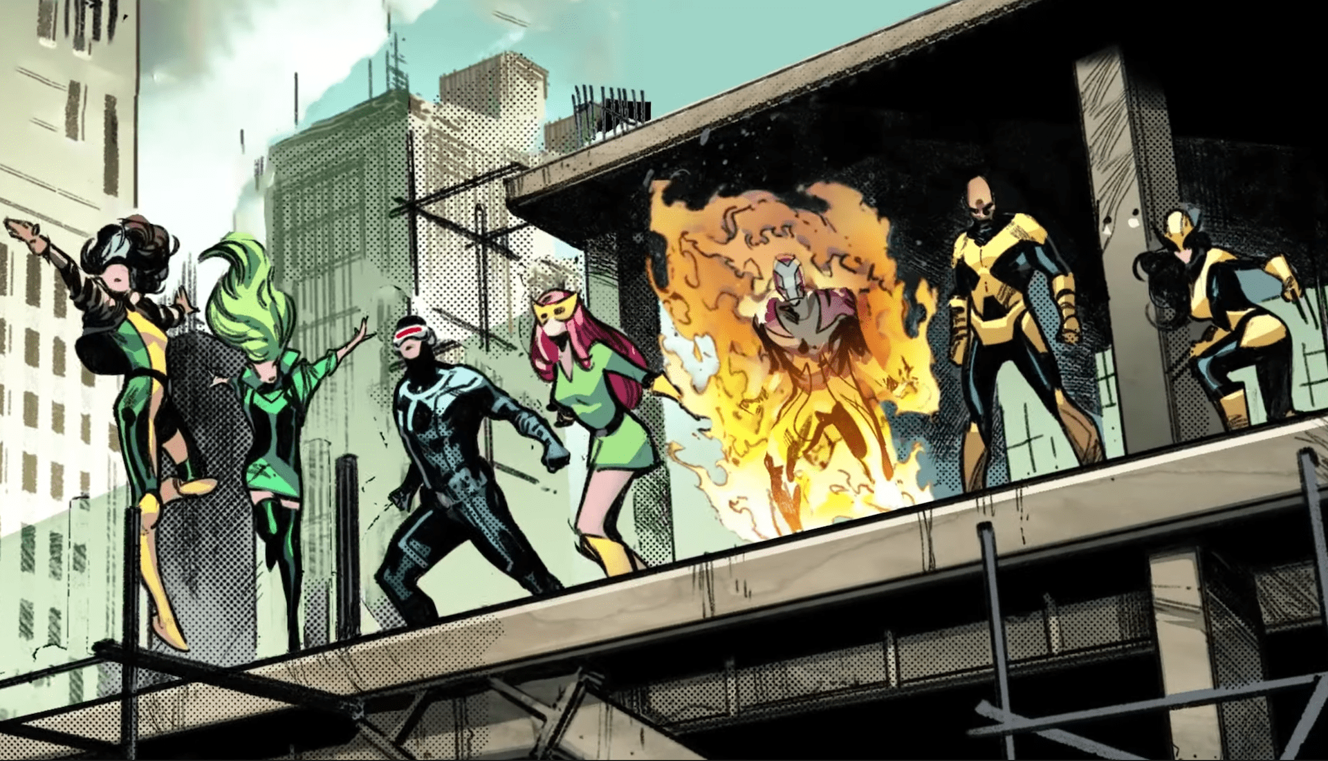 Marvel launches 'X-Men' #1 trailer onto the interwebs