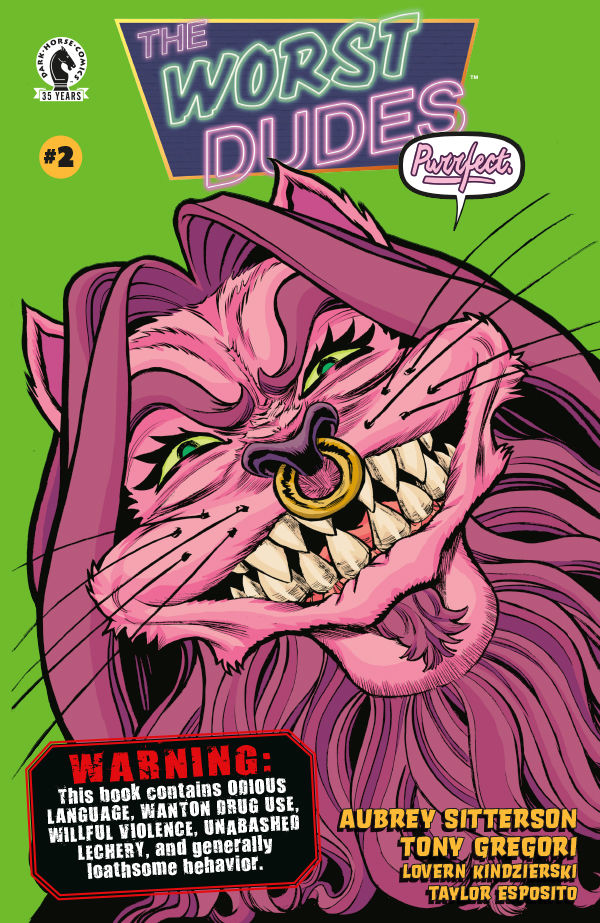 EXCLUSIVE Dark Horse Preview: The Worst Dudes #2