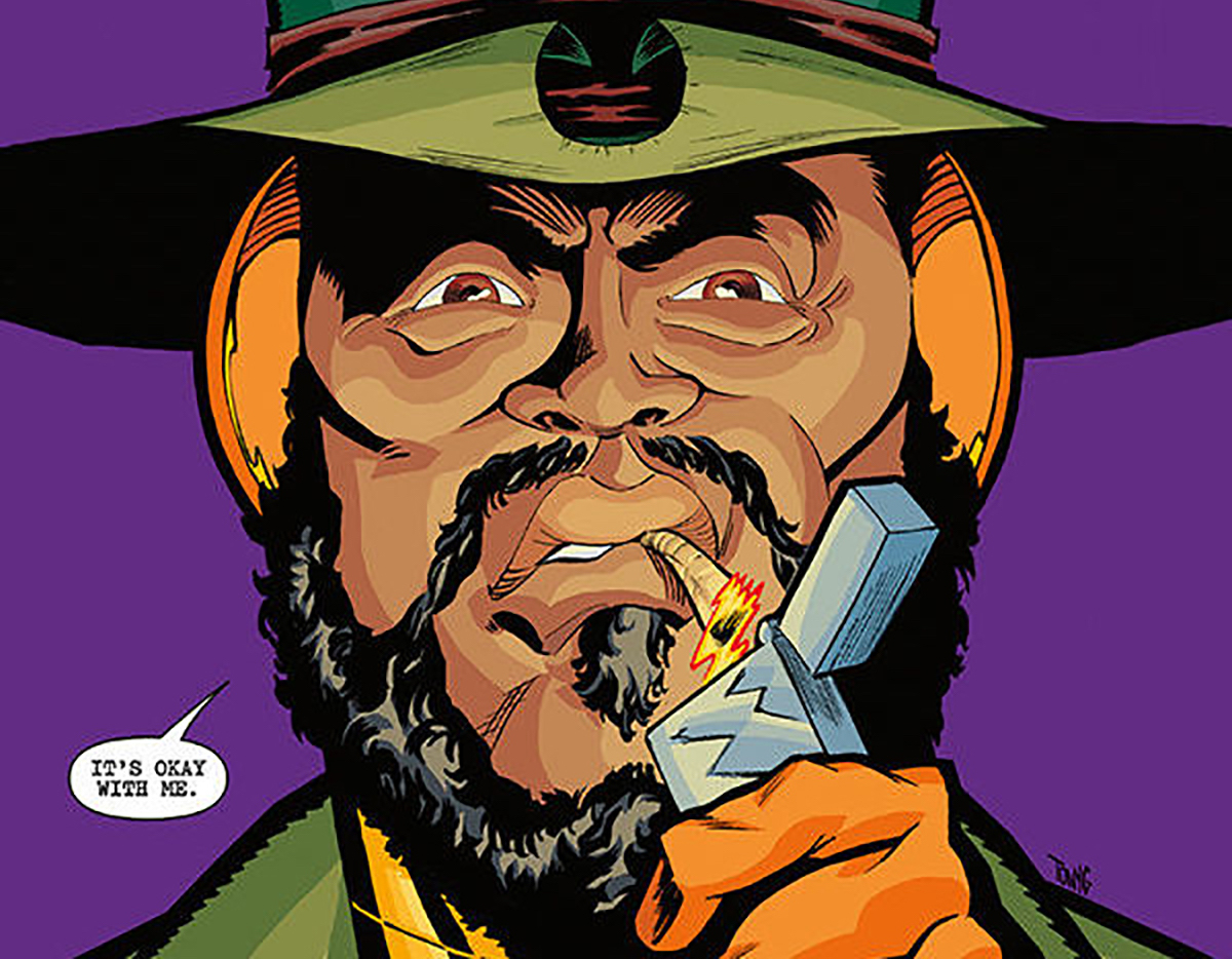 EXCLUSIVE Dark Horse Preview: The Worst Dudes #3