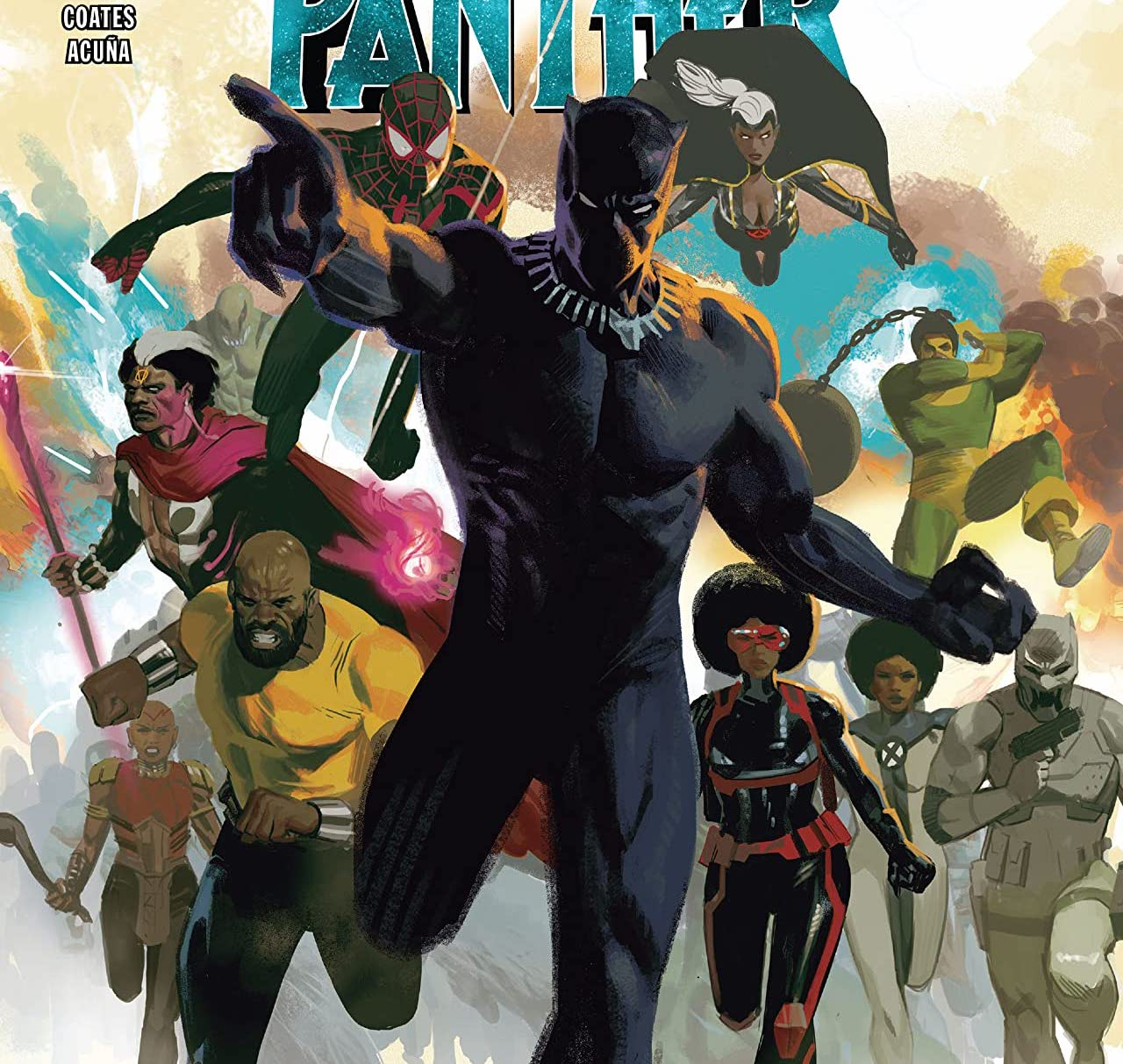 'Black Panther Book 9: The Intergalactic Empire of Wakanda' review