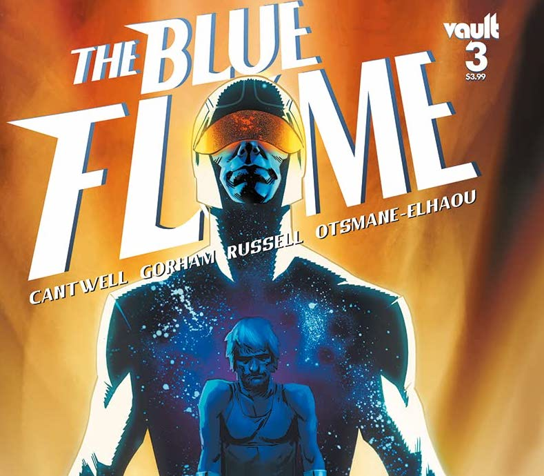 The Blue Flame #3