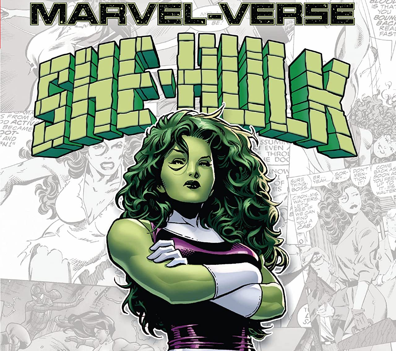 'Marvel-Verse: She-Hulk' is a good taster for new readers