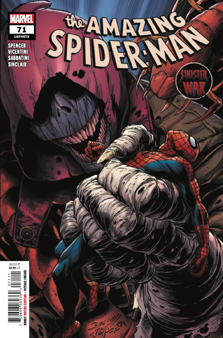 Marvel Preview: Amazing Spider-Man #71