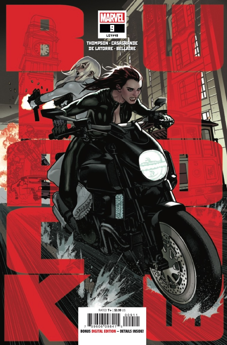 Marvel Preview: Black Widow #9