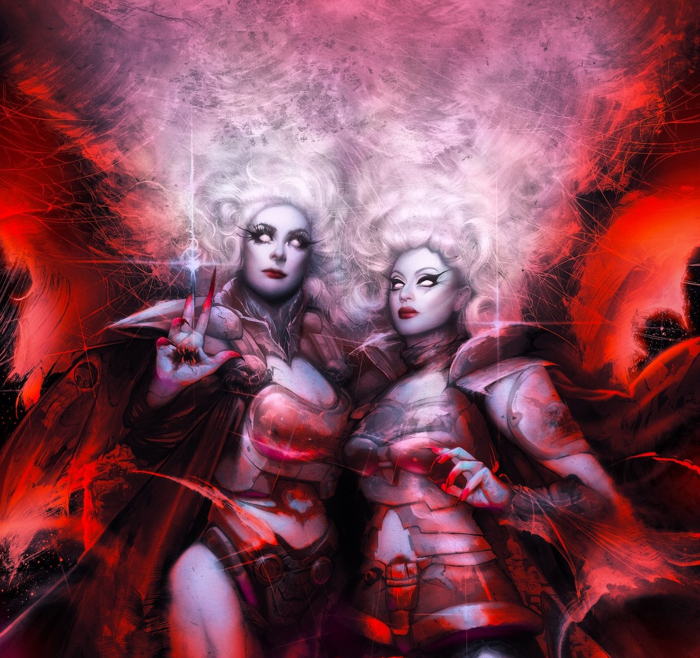 Heavy Metal Magazine gets Boulet Brothers takeover this Halloween
