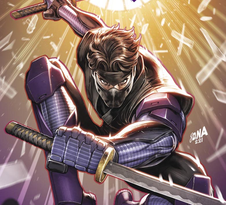 'Ninjak' #1 review: From Valiant with Love