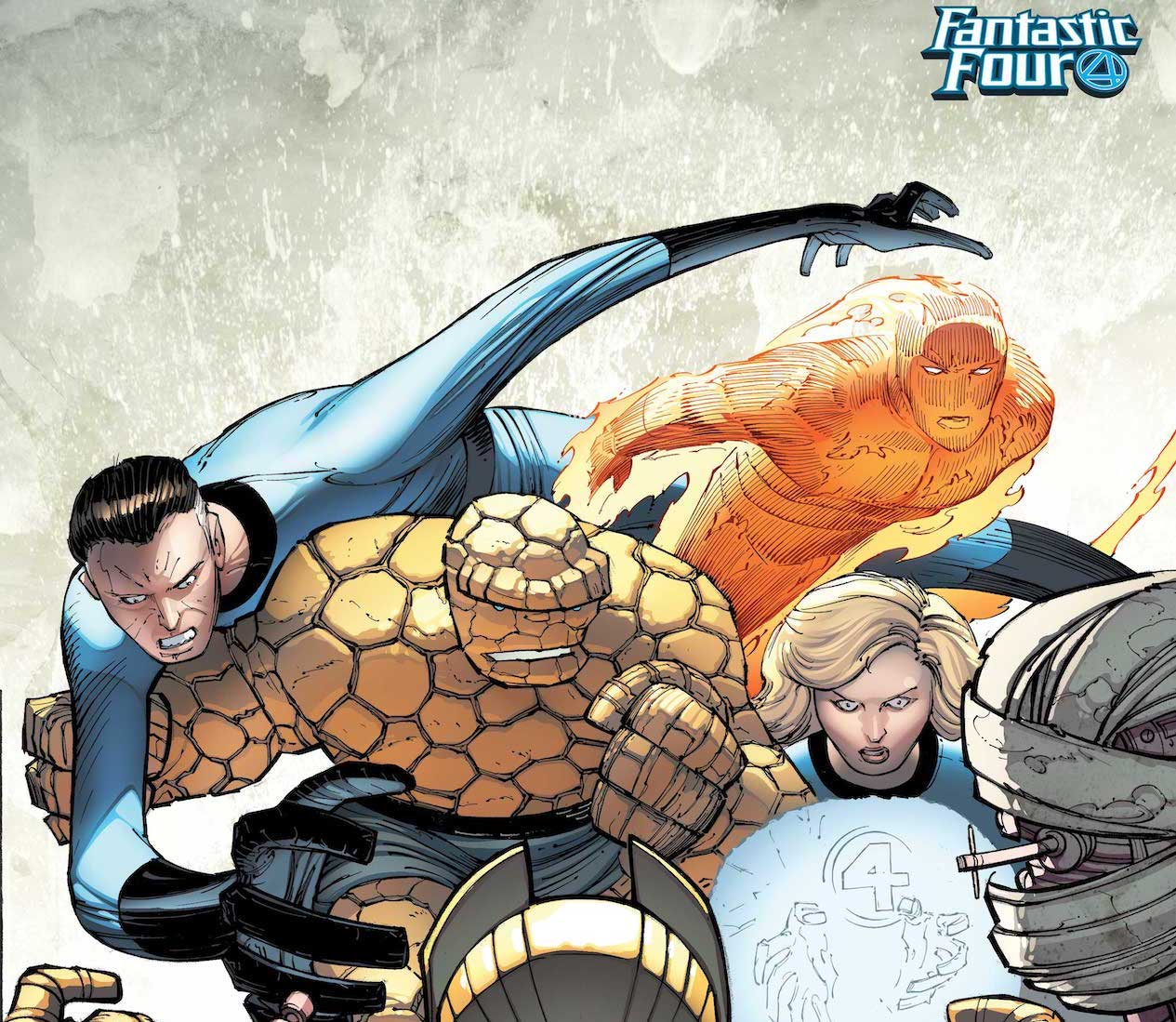 Marvel First Look: Fantastic Four #35, the giant-sized 60th anniversary issue