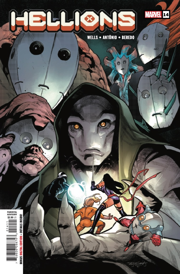 Marvel Preview: Hellions #14