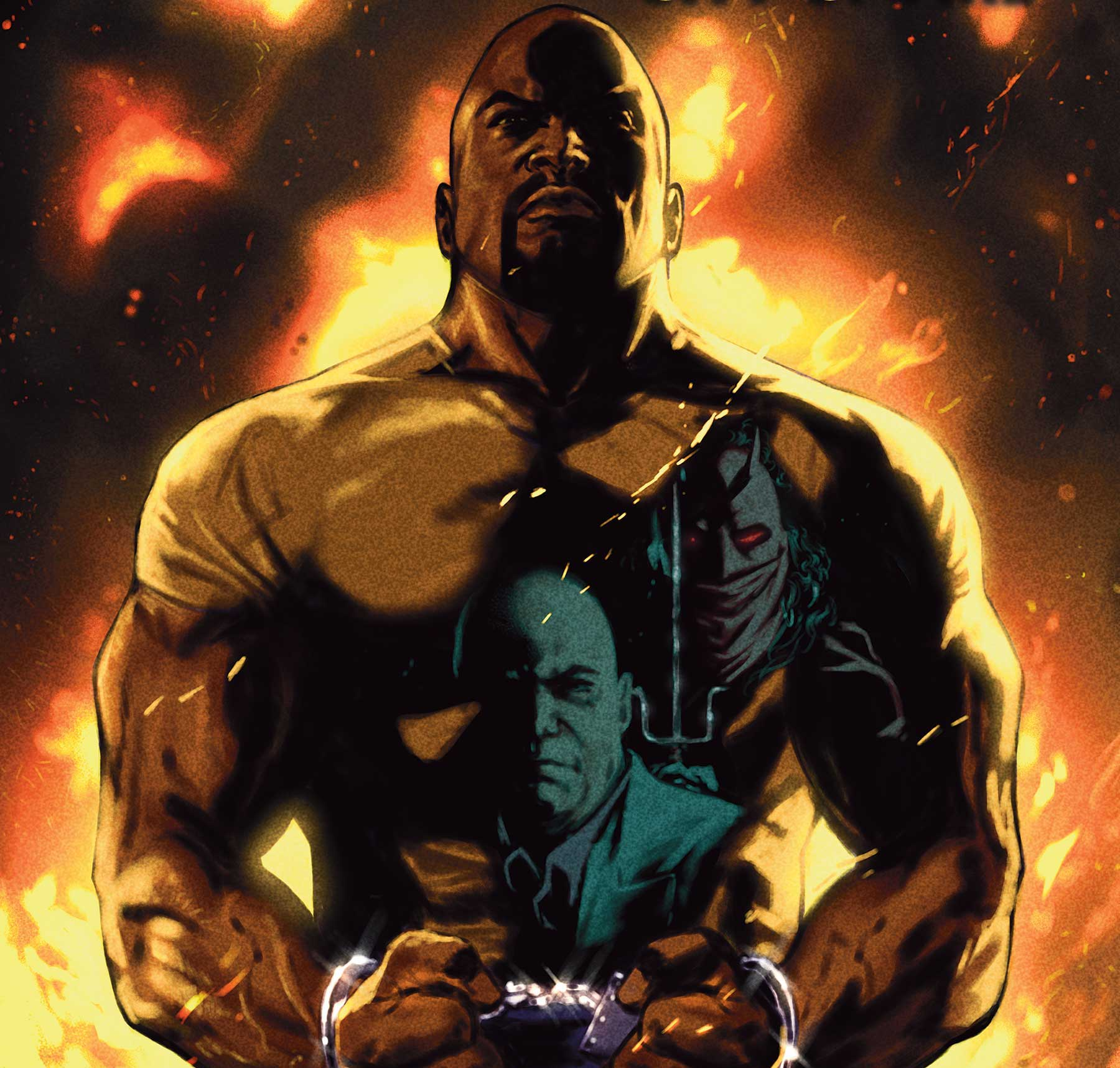 Marvel announces 'Luke Cage: City of Fire' for October 2021