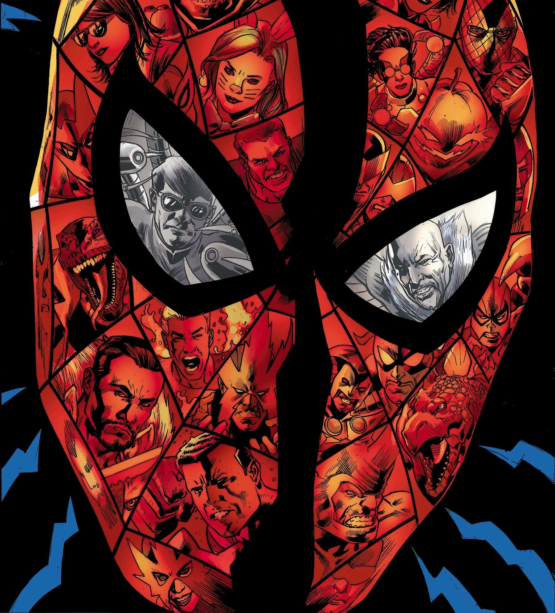 'Sinister War' #1 sees Spidey outnumbered, but not outclassed