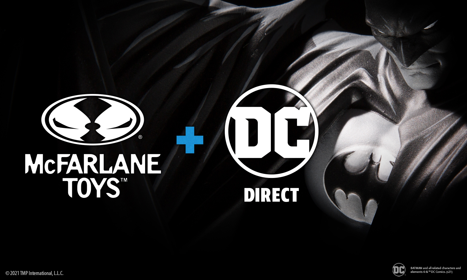 McFarlane Toys expanding to DC Comics statues and taking over DC Direct