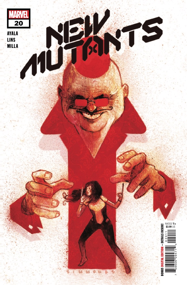 Marvel Preview: New Mutants #20