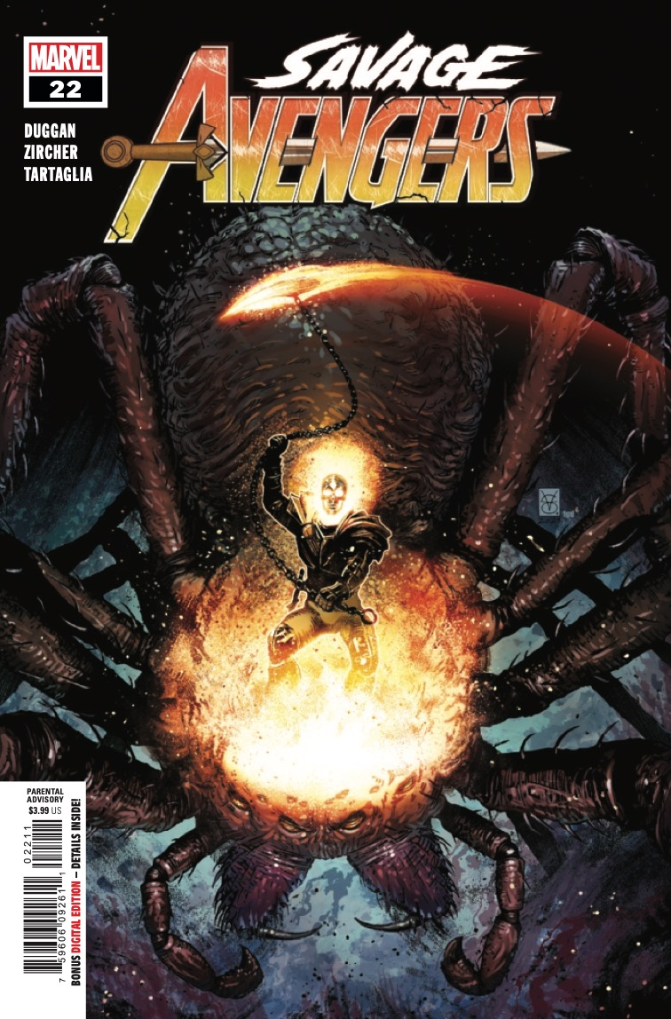 Marvel Preview: Savage Avengers #22