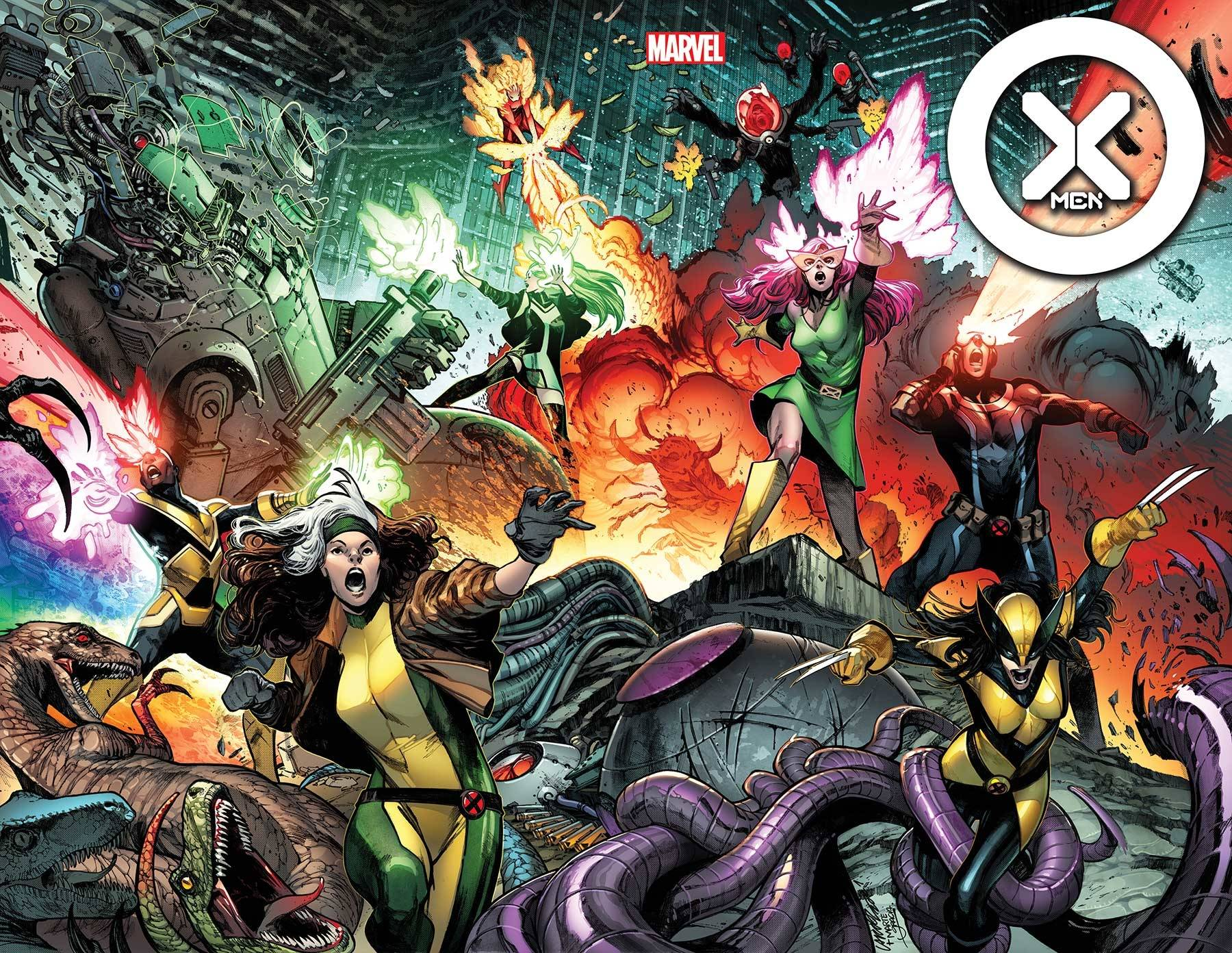 In 'X-Men' #1, a new era begins with shadows of the past