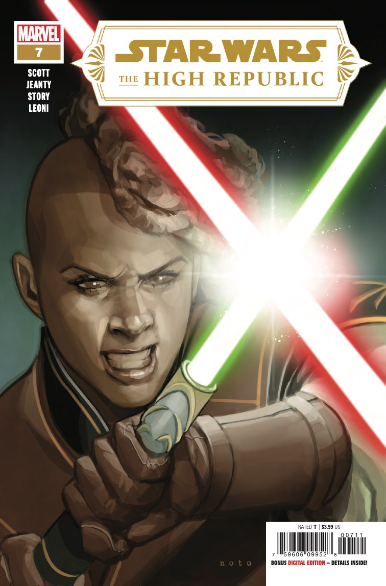 Marvel Preview: Star Wars: The High Republic #7