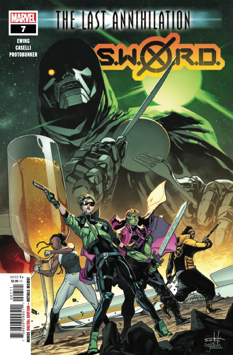 Marvel Preview: S.W.O.R.D. #7