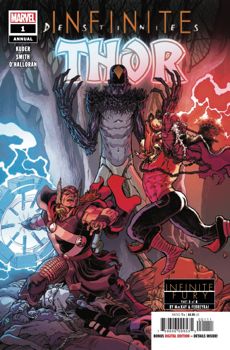 Marvel Preview: Thor Annual #1