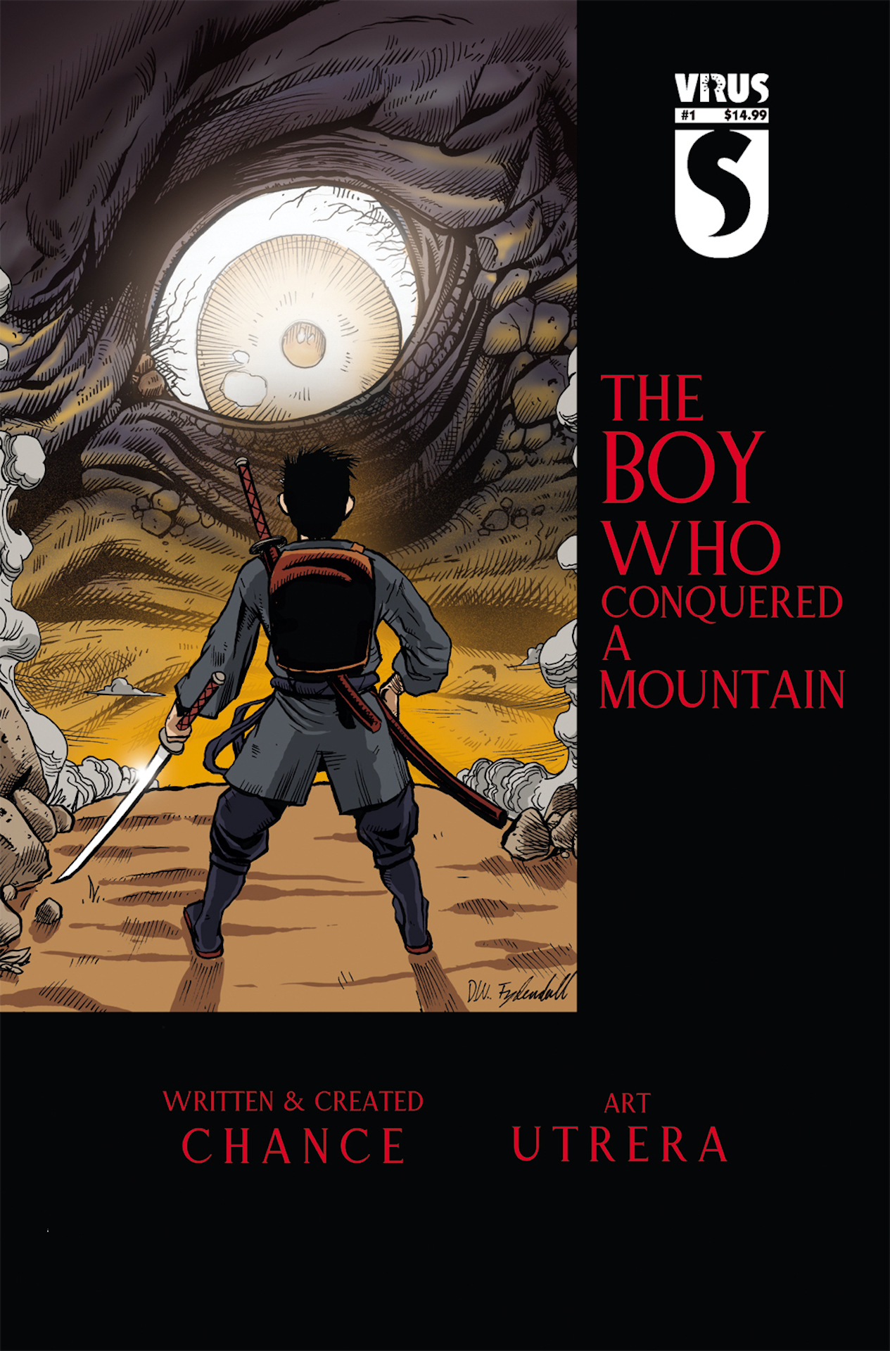 EXCLUSIVE Heavy Metal Preview: The Boy Who Conquered A Mountain