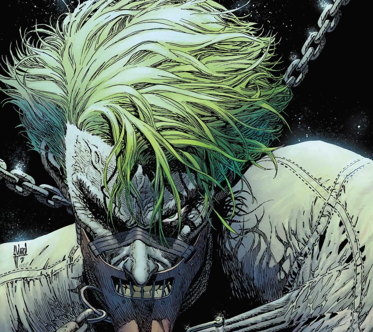 DC Preview: The Joker #5