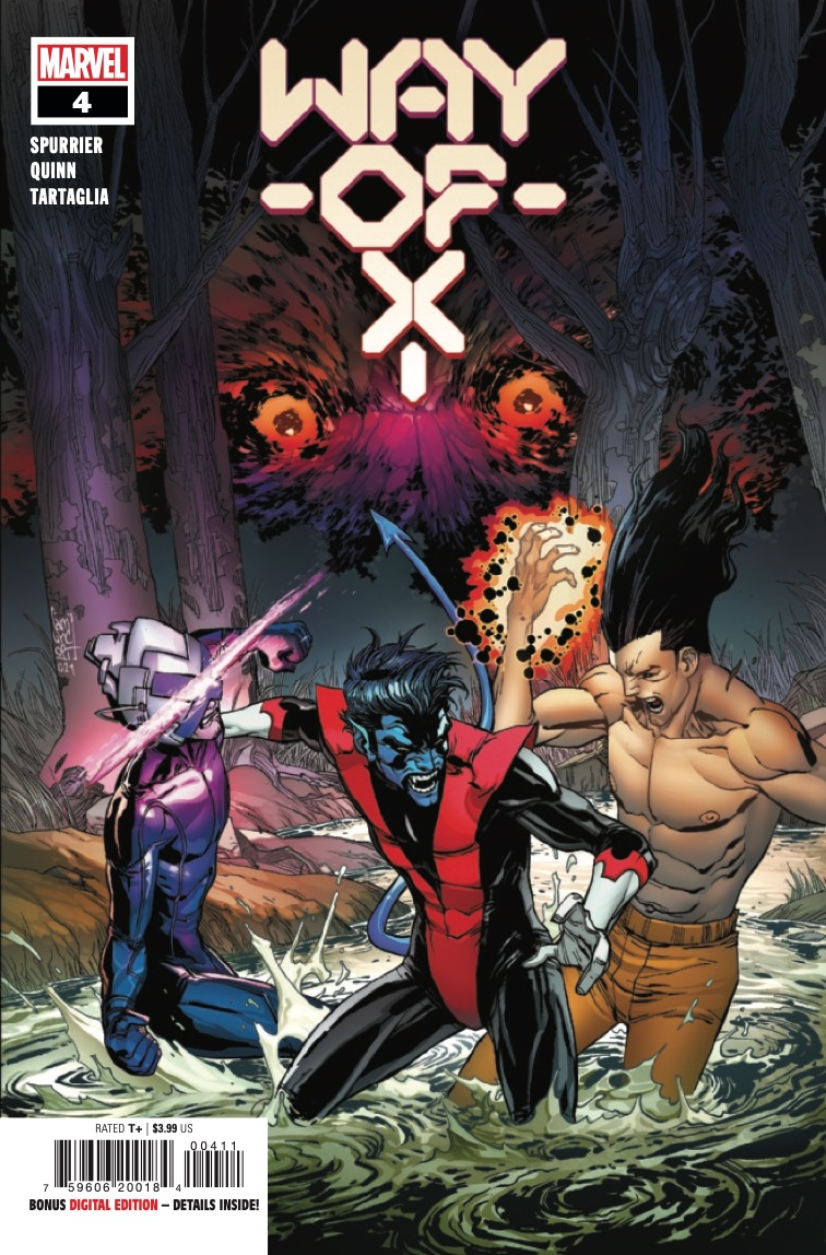 Marvel Preview: Way of X #4