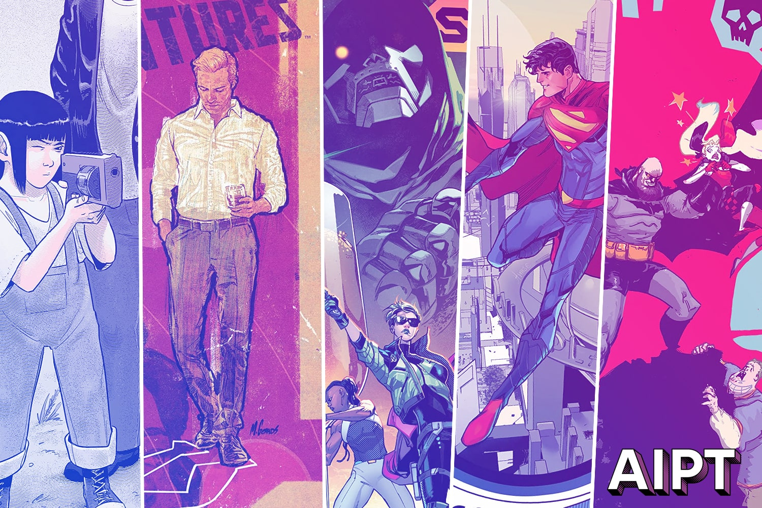 Fantastic Five: The best comics of the week of July 28, 2021