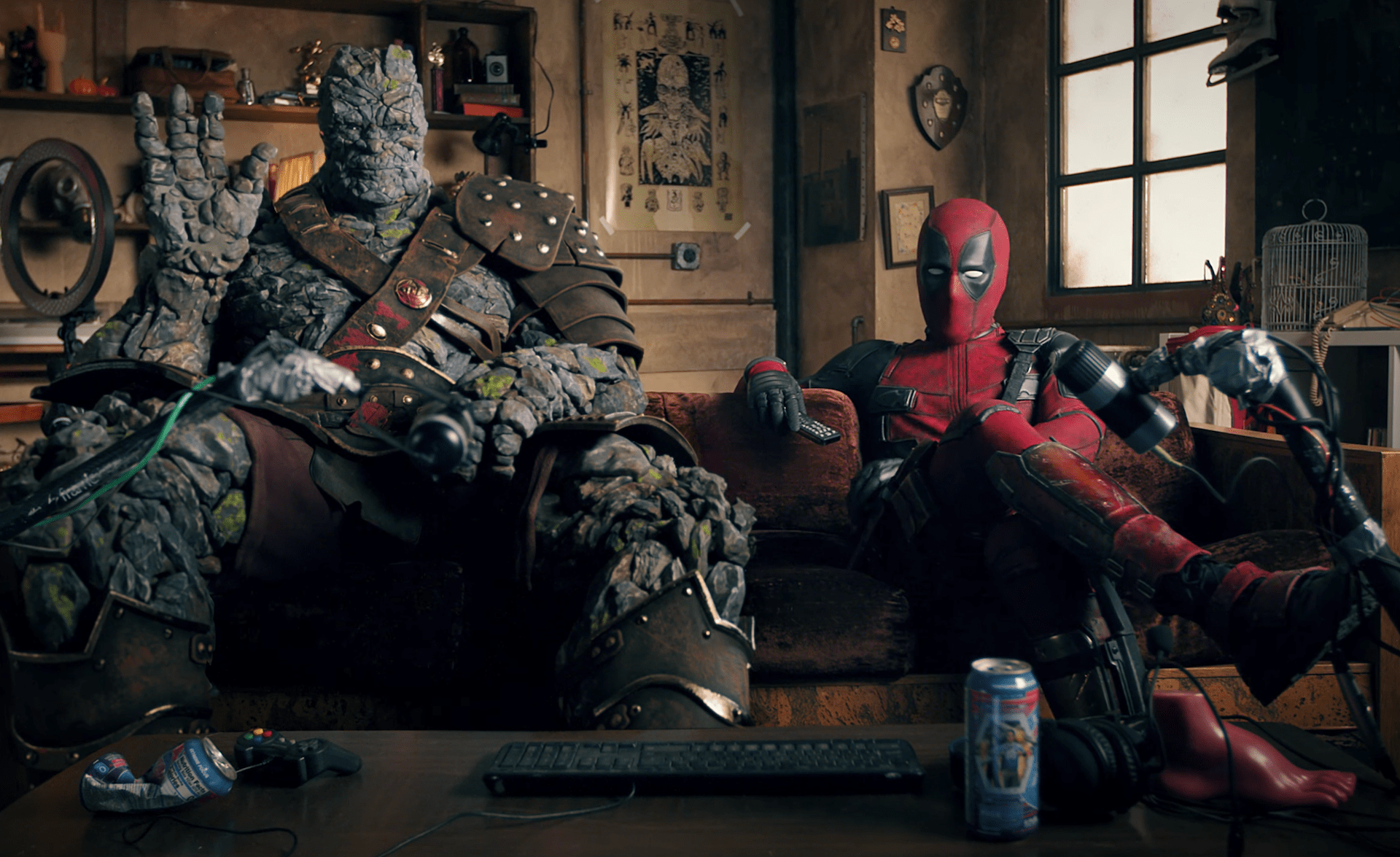 Deadpool sort of joins the MCU in new 'Free Guy' trailer