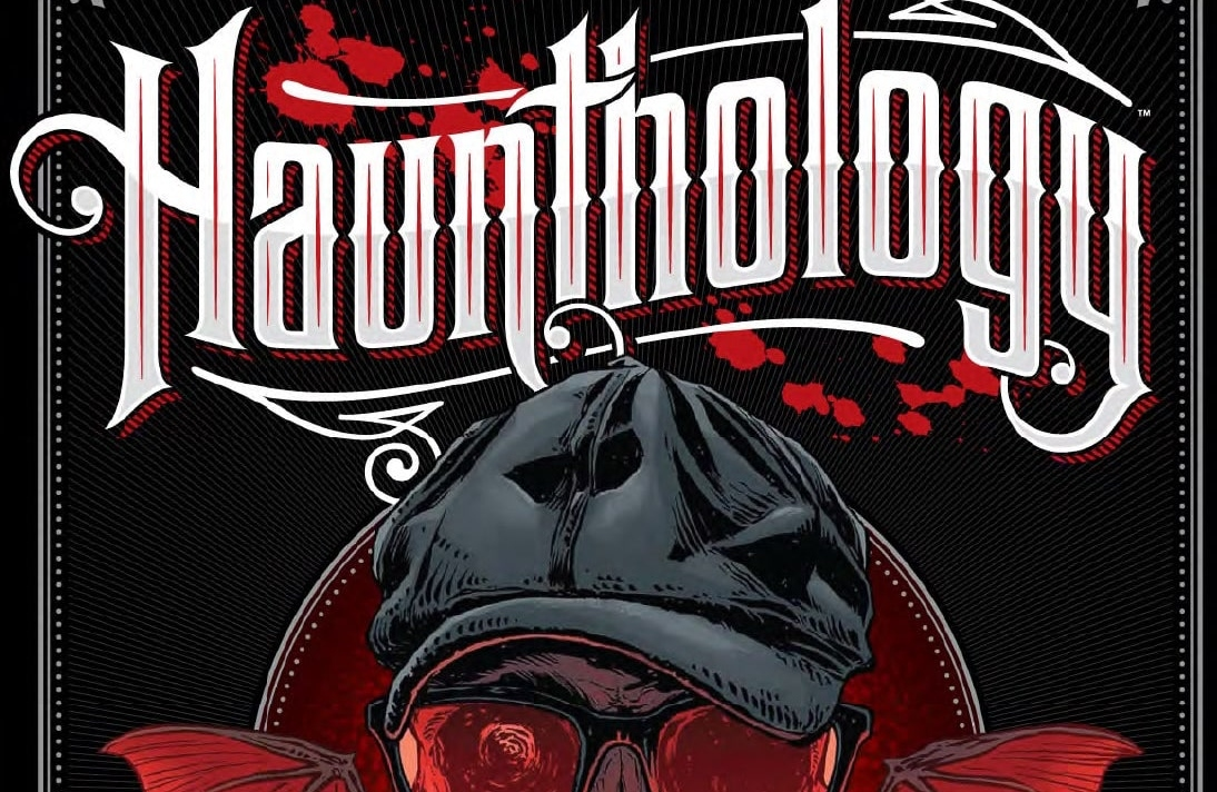 The horror you see when you close your eyes: Jeremy Haun talks Kickstarter for 'Hauntology'
