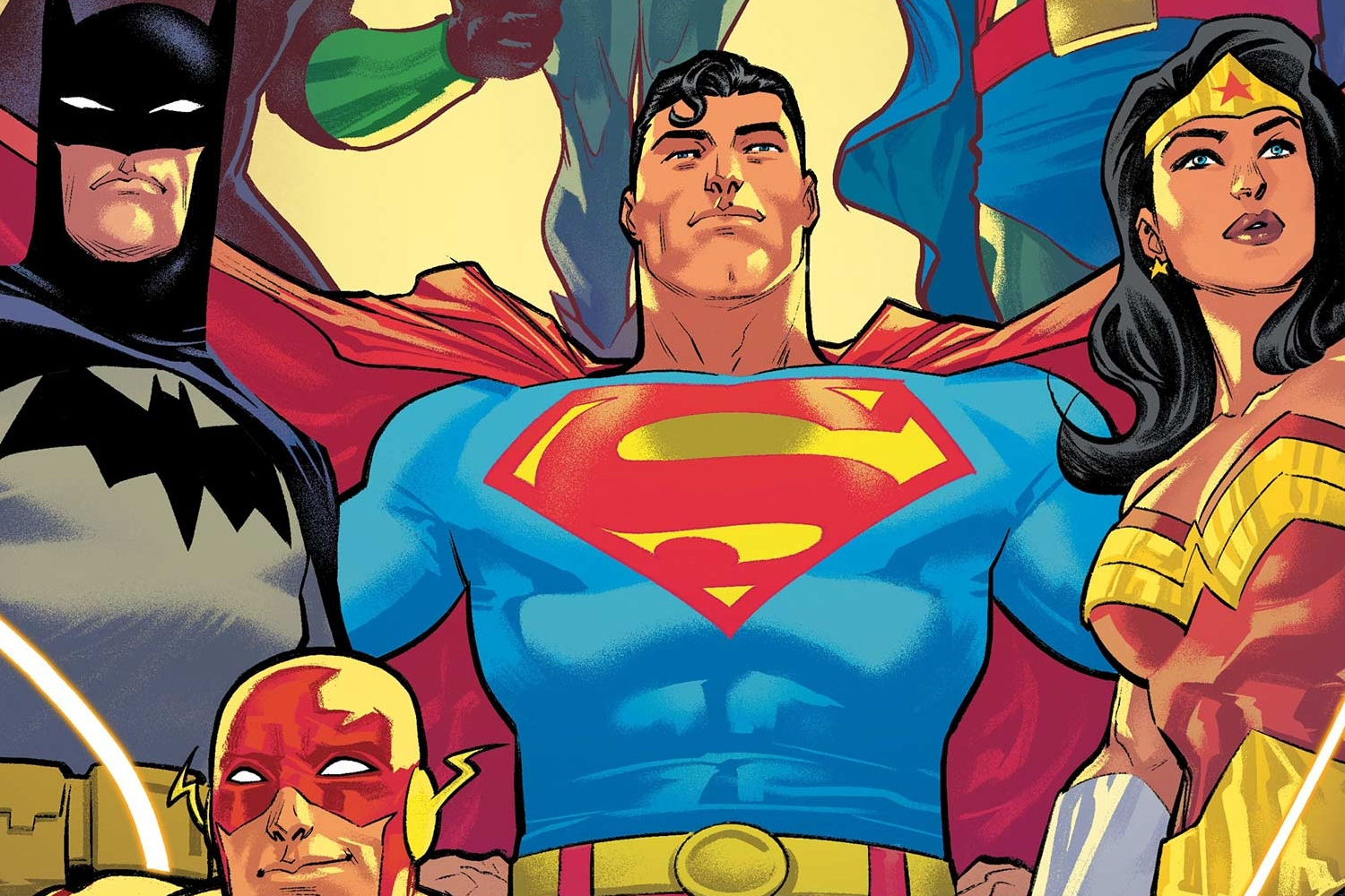 J.M. DeMatteis returns to the team with 'Justice League Infinity'