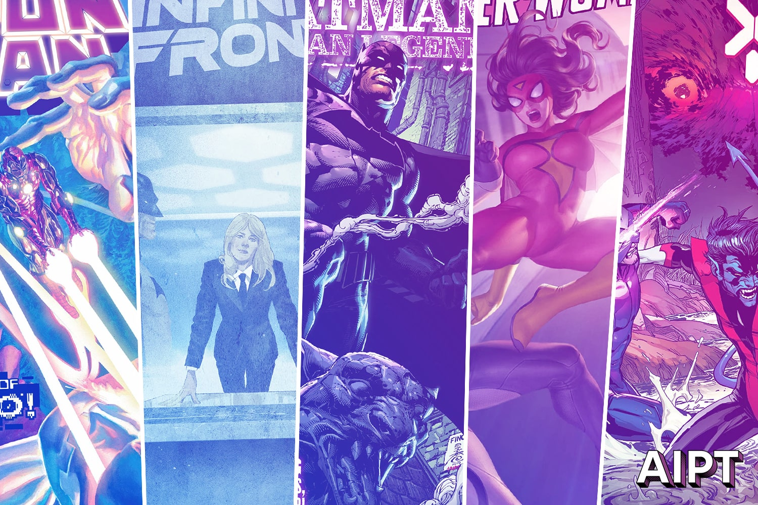 Fantastic Five: The best comics of the week of July 14, 2021