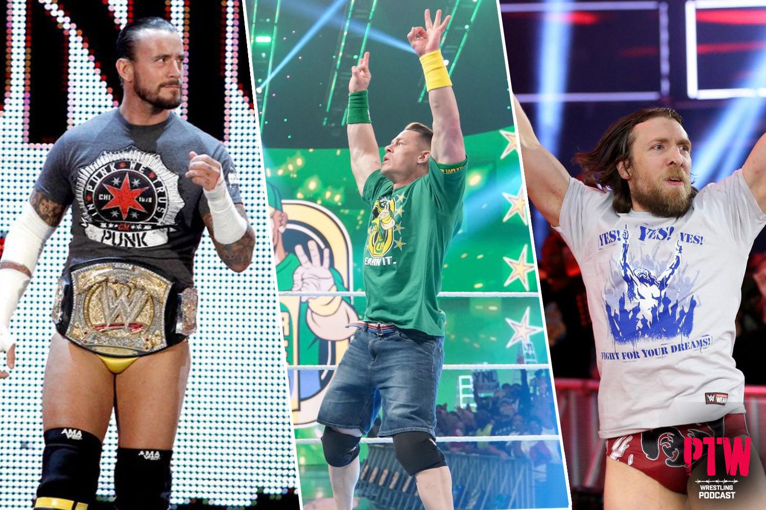 PTW Wrestling Podcast episode 164: Yes! Yes! ...Maybe?