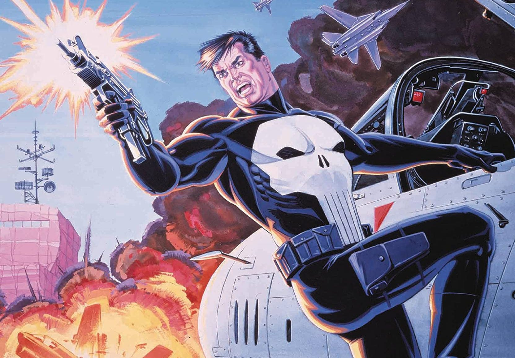 'The Punisher Epic Collection: Return to Big Nothing' TPB review