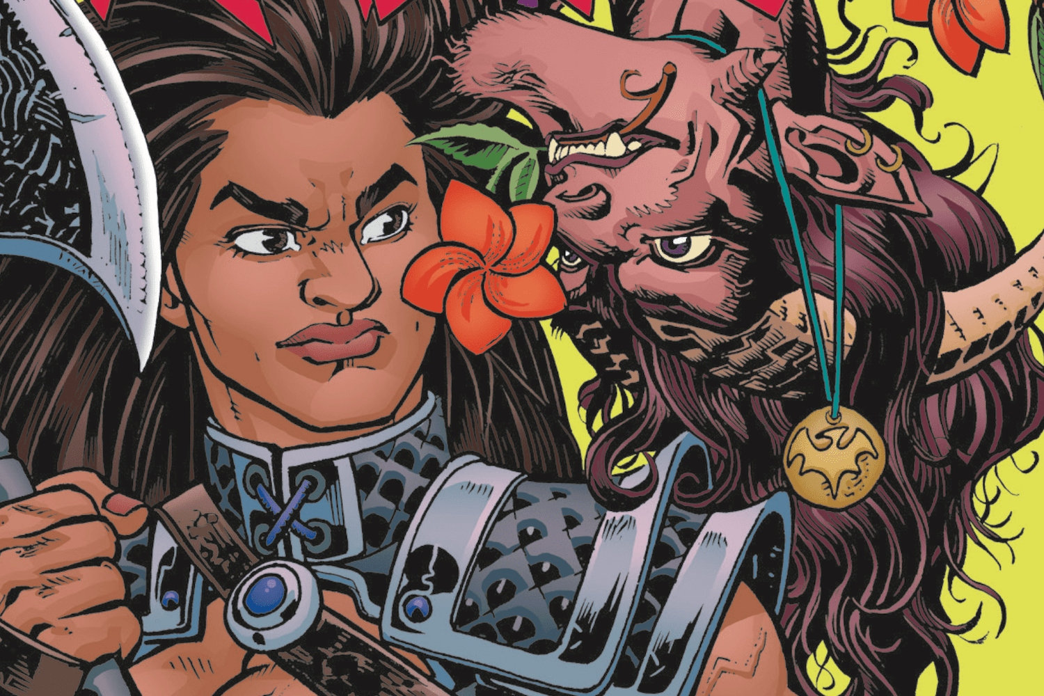 Experiencing the sensation of 'Savage Hearts' with creators Jed Dougherty and Aubrey Sitterson