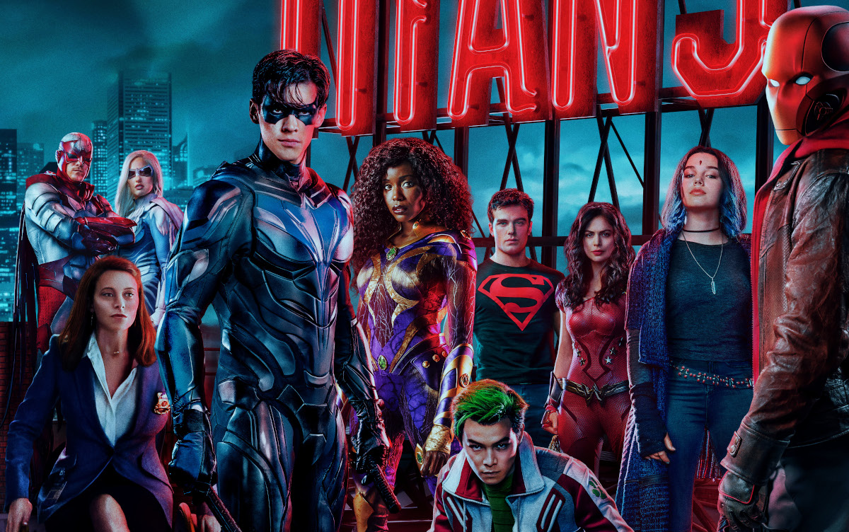 HBO Max unveils official 'Titans' season 3 trailer and key art