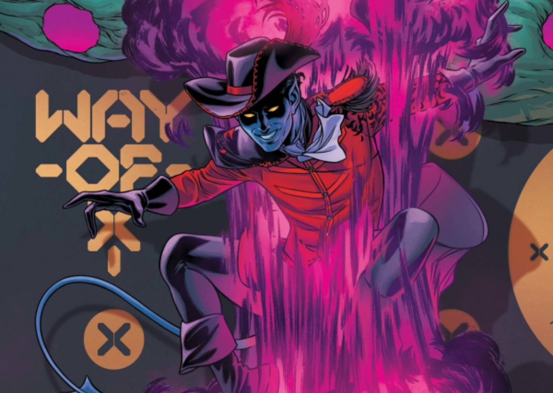 Despite problematic aspects, 'Way of X' #3 offers a message for life