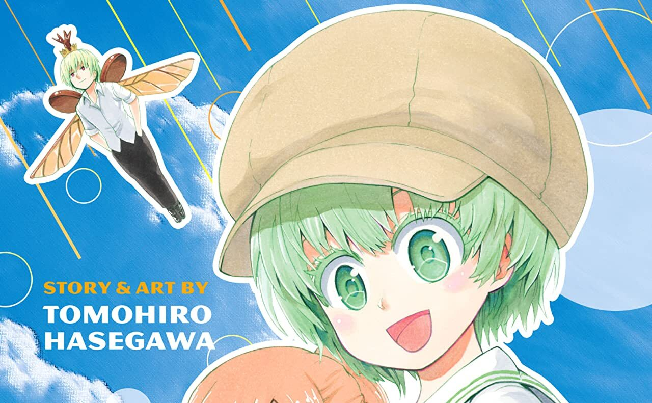 'Moriking' Vol. 2 review: Gag manga, insect lovers style