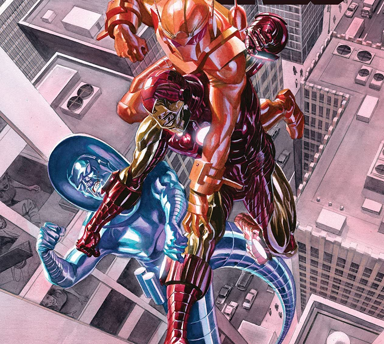 'Iron Man' #11 reveals who is pulling his strings