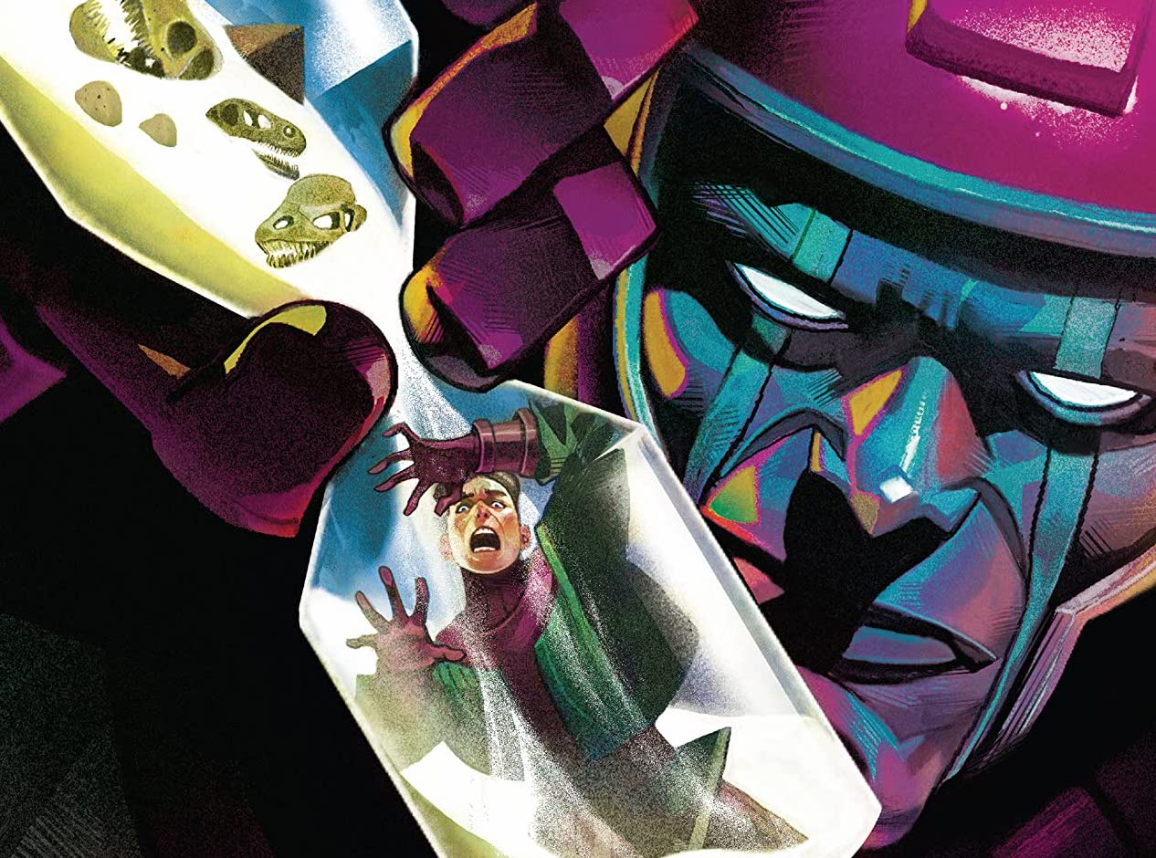 'Kang the Conqueror' #1 is the origin story the character has always deserved