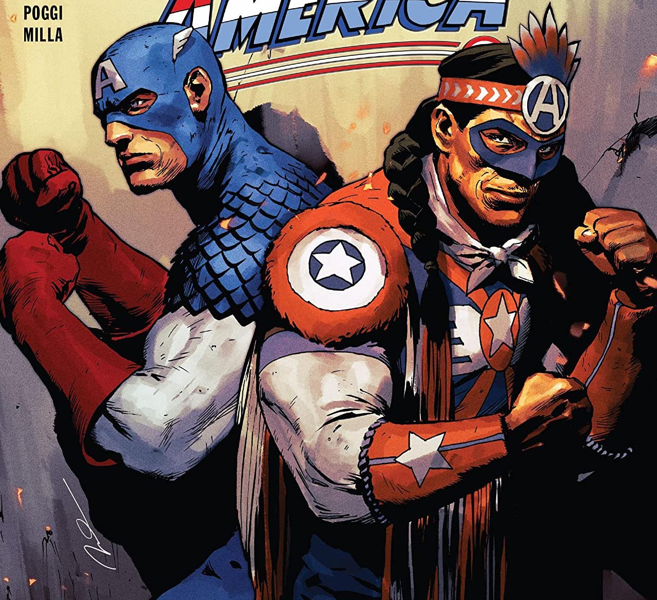 'The United States of Captain America' #3 continues to inspire
