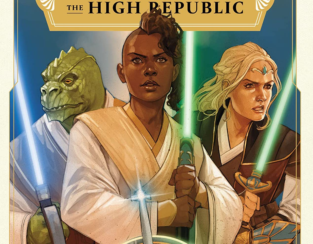 'Star Wars: The High Republic Vol. 1: There is No Fear' review