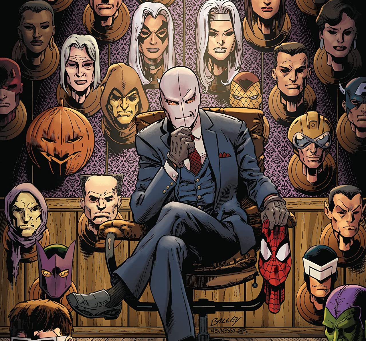'Amazing Spider-Man by Nick Spencer Vol. 14: Chameleon Conspiracy' review