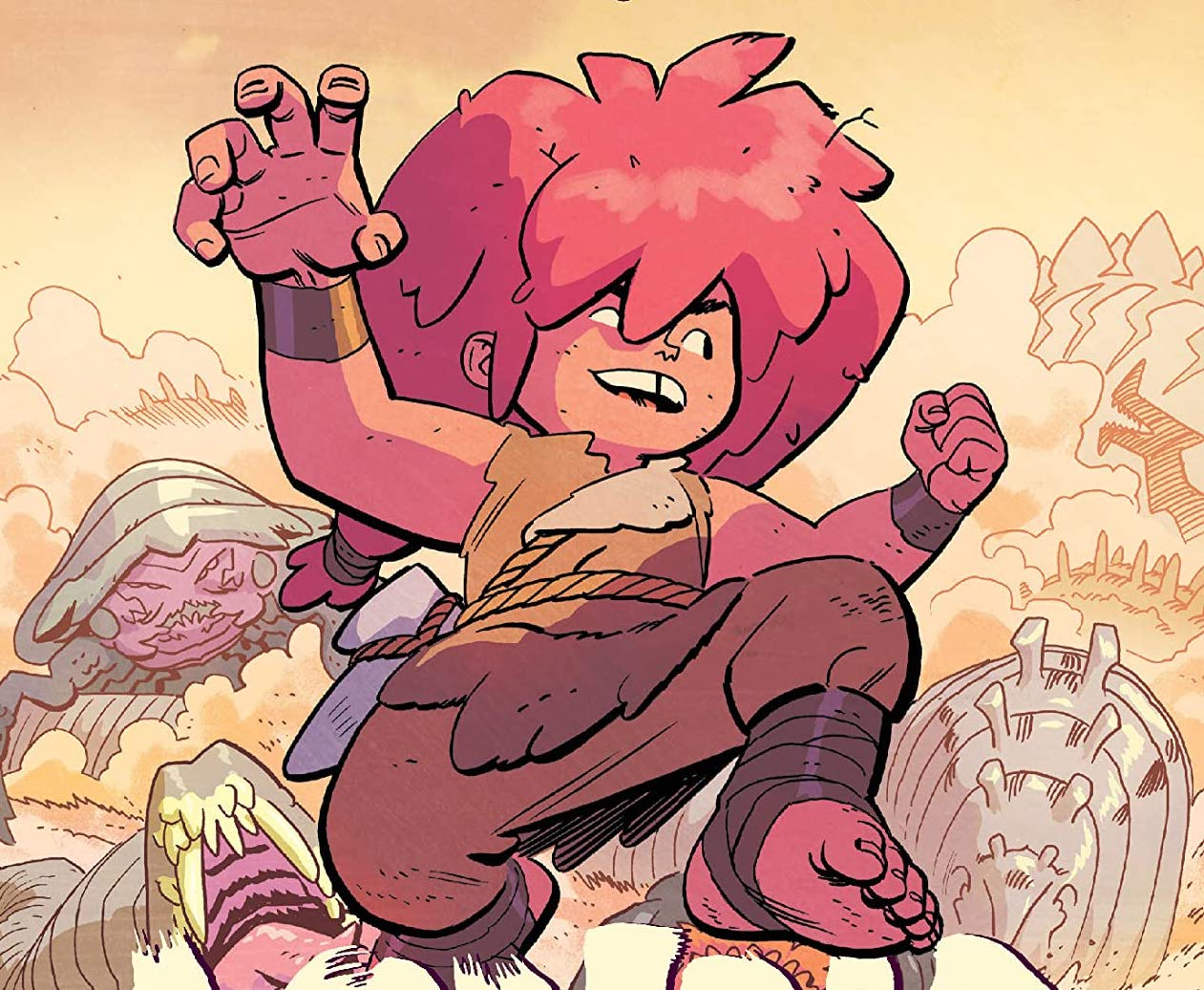 'Jonna and the Unpossible Monsters' Vol. 1 Review