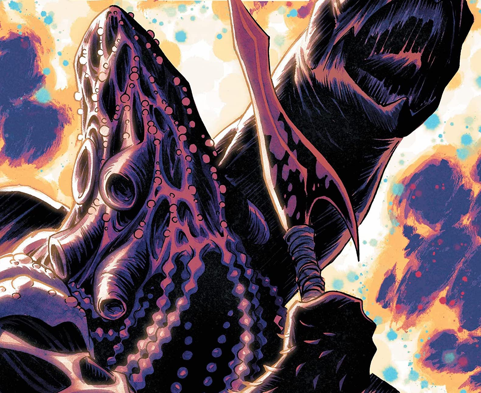 'Beyond the Breach #2' review : A second conceptual layer completes the book's interesting hook